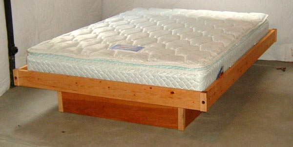woodworking plans platform beds